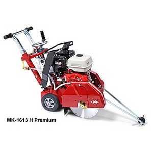 MK Diamond 157867 MK-1609H Standard 8 HP 14-Inch Walk-Behind Concrete Saw