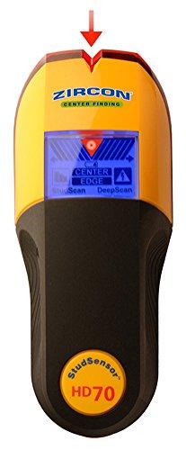 Zircon StudSensor HD70 Stud Finder