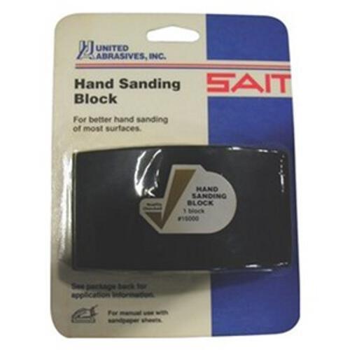 Sait 16000 Hand Sanding Block