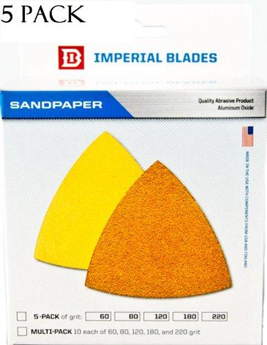 Imperial Blade 80 Grit Sandpaper