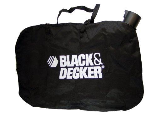 Black Decker 90560020 2-Pack leaf blower vacuum vac shoulder bag BV3600 LH4500