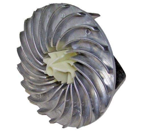 Black Decker LH4500 LH5000 Blower Vac Replacement Metal Fan Assembly  90577295