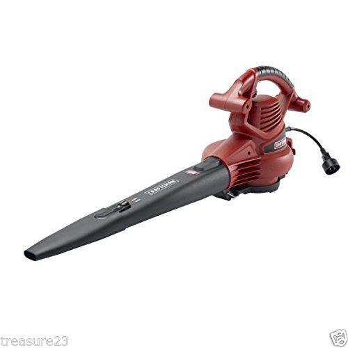 Craftsman 2 Speed Blower Vac  Corded Leaf Blowers Leaf Blowers Lawn RMG4H4E54 E4R46T32502219