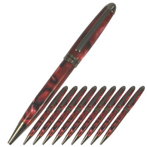 Legacy Woodturning European Pen Kit Many Finishes Multi-Packs