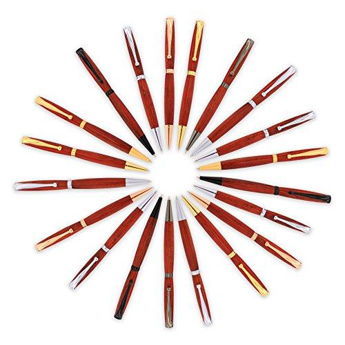 Legacy Woodturning Fancy Pen Kit Many Finishes Multi-Packs