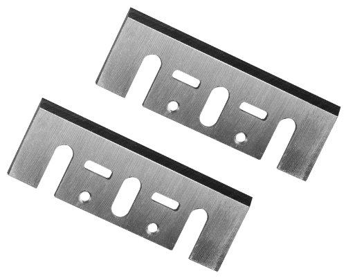 POWERTEC 128351 3-14-Inch Carbide Planer Blades for DeWalt DW6655 DW677 678 680K Set of 2