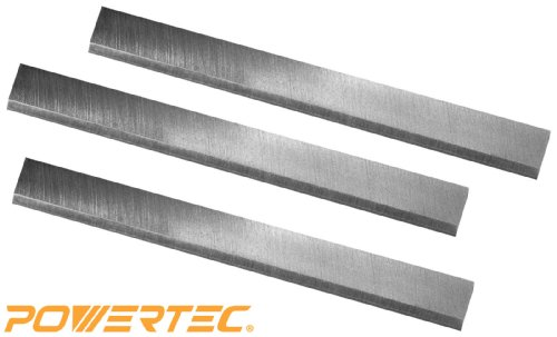 POWERTEC HSS Planer Blades for Grizzly 15 Planer G0453