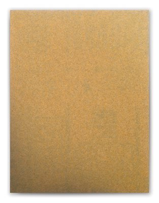 3M 236U Coated Aluminum Oxide Sanding Sheet - P80 Grit - Hook Loop Attachment - 3 in Width x 4 in Length - 55534 PRICE is per SHEET
