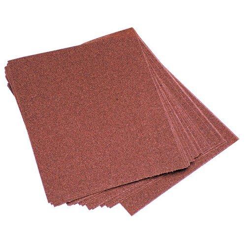 3M 314D Coated Aluminum Oxide Sanding Sheet - P320 Grit - 9 in Width x 11 in Length - 19764 PRICE is per SHEET