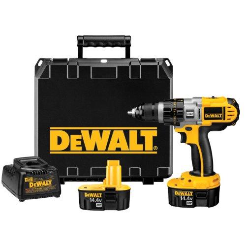 DEWALT DCD920KX 144-Volt XRP 12-Inch DrillDriver Kit