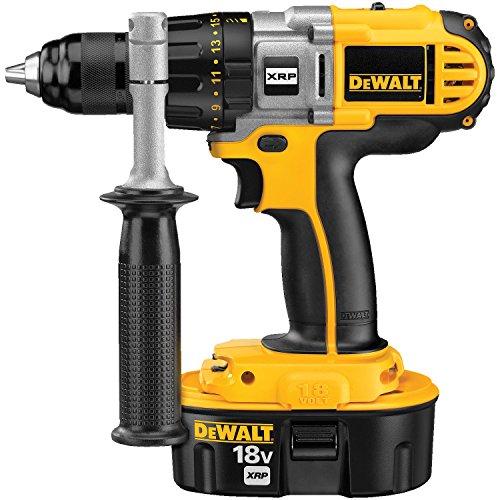 DEWALT DCD940KX 18-Volt 12-Inch Cordless XRP DrillDriver Kit