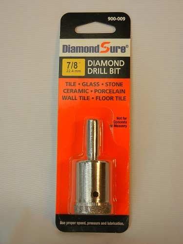 78 Inch 224 mm DiamondSure Diamond Drill Bit Hole Saw for Glass Tile Granite Ceramic Porcelain Stone