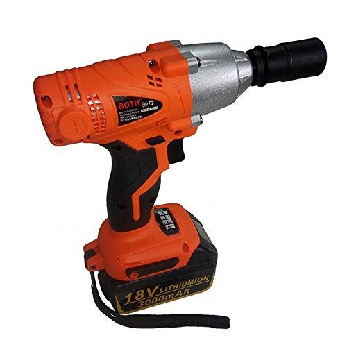 12 Li-ion 18V 30Ah 0-2700RPM 110220V Electric Impact Wrench Mini Impact Wrench Cordless Impact Wrench Set