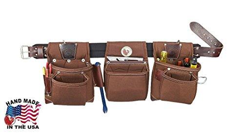 Occidental Leather 8385xl Extra Large Black Belt Rough Framer Tool Belt Set