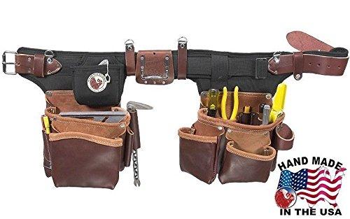 Occidental Leather 9550 Adjust-to-fit Pro Framer Tool Belt