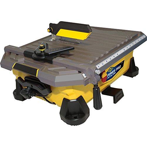 QEP 22900Q Power 1 HP Pro Tile Wet Saw 7-Inch