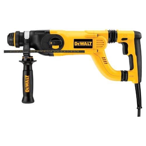 DEWALT D25223K 1-Inch D-Handle SDS Rotary Hammer Kit