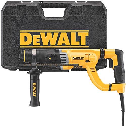 DEWALT D25263K  D-Handle SDS Rotary Hammer with Shocks 1-18