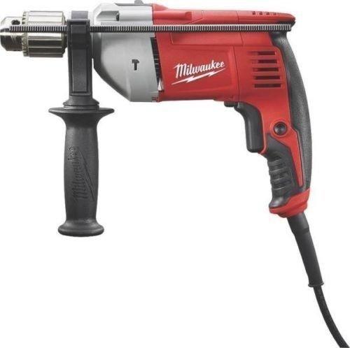 New Milwaukee 5376-20 Electric Keyed 12 8 Amp Heavy Duty Hammer Drill
