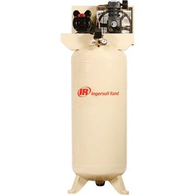 - Ingersoll Rand Electric Stationary Air Compressor - 5 HP 181 CFM  90 PSI 230 Volt Model SS5L5