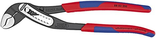 KNIPEX 88 02 250 SBA Comfort Grip Alligator Pliers by KNIPEX Tools