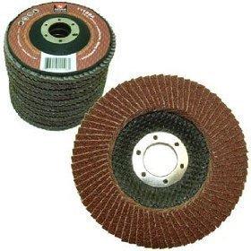 10 Pack 4-12 Auto Body Sanding Flap Discs 80 Grit