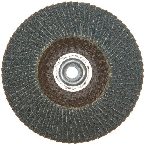 Flap Discs Z3 -100 Zirconia Regular - 4x38-24 t29 z3 reg 80 grit flap disc