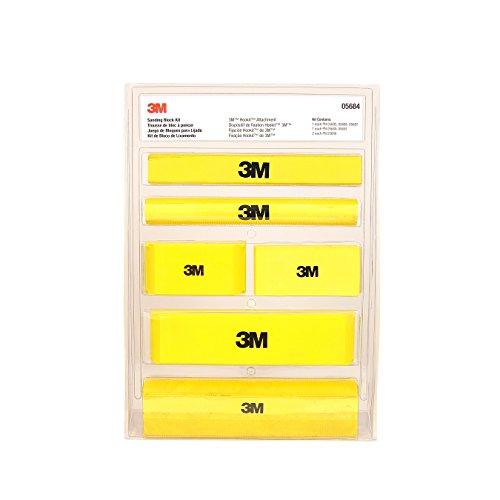 3M 5684 Hookit Sanding Block Kit