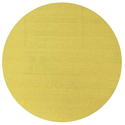 Hookit Gold Sanding Discs 3 in 80 grit C Weight 00921 50Pack