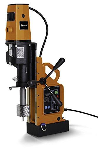 Jancy 4x4 Portable Magnetic-Base Drill 120V 117 Amp Motor 4 Diameter x 3 Depth Capacity
