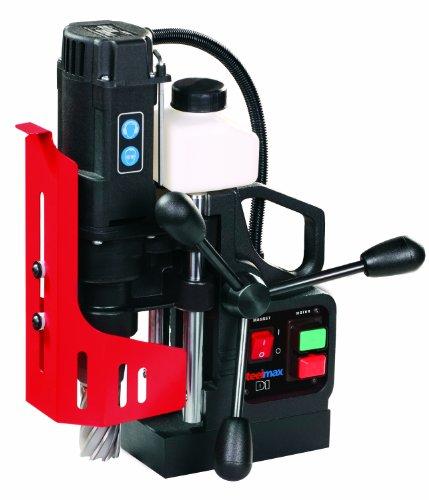 Steelmax SM-D1 Portable Magnetic Drill 1-38 Diameter x 2 Depth of Cut Maximums