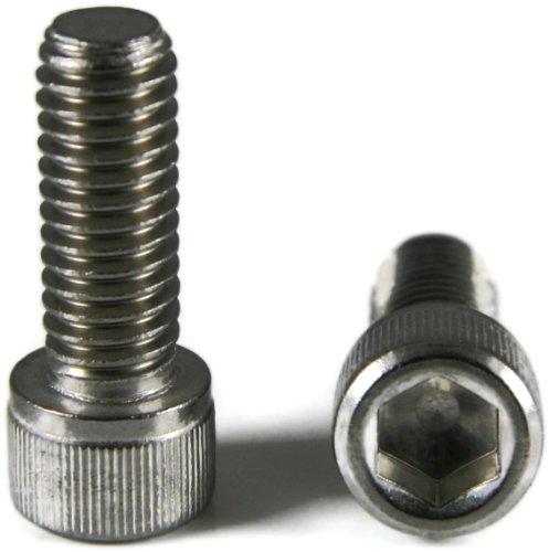 Socket Head Screws A2 Stainless Steel - 4M x 7 x 12M FT Qty-100