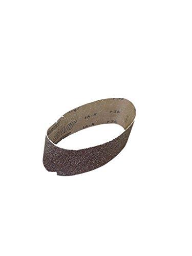Sait 57513 3 Inch X 24 Inch 320 Grit Belt Sander Sanding BeltSold By 2 Pack