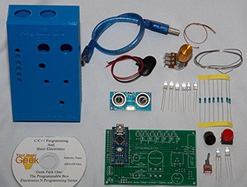 Arduino Kit Starter Learning C Programming True Blue-Kit