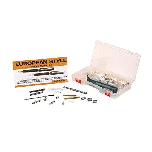 European Pen Kit Starter Set