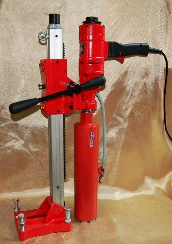BLUEROCK Â Tools 4 Concrete Core Drill Model 4 Z-1WS Coring Drill