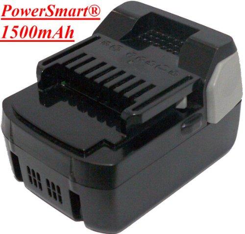 PowerSmart 18V 1500mAh 18 volt Drills Battery for HITACHI 330139 330557 BSL 1815X