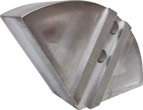 USST 8-RKT-10200A Aluminum 6061 T6 Round Chuck Jaws for 10 CNC Lathe Chucks 2 Tall Set of 3 Pieces