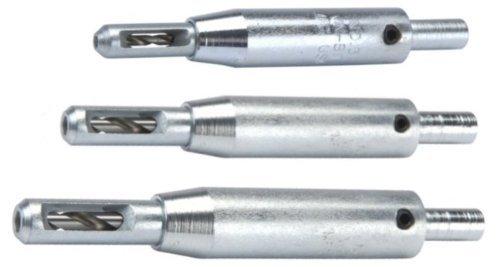 SE Vick 3-Piece Set Vix-Bits Self-Centering Drill Bits 3 5 9 by Tools Hardware