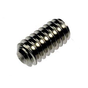 Marafast AA188SSS92311A102P 4-40 x 332 Socket Set Screw 18-8 Stainless Screw Plain Pack of 100