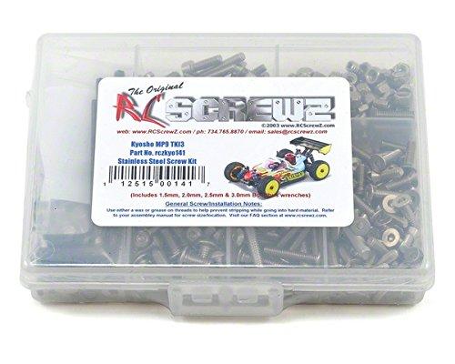Stainless Steel Screw Kit MP9 TKI3
