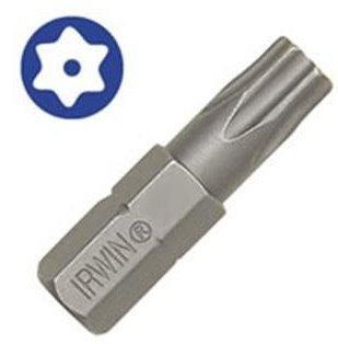 Irwin 3053025 T20 x 1 Tamper Resistant Torx Insert Bit