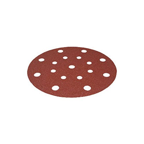 Festool 499122 P150 Grit Rubin 2 Abrasives for RO 150ETS 150 Sander 50-Pack