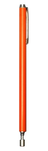 Ullman Devices No15XOR Super-Strength Pocket Magnetic Pick-up Tool Bright Orange 5-78 to 25-916 Lifts 1-12 lb
