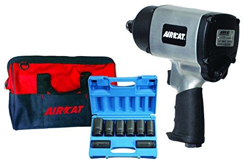 AIRCAT 1777K 34 Compact Impact Kit Aluminum