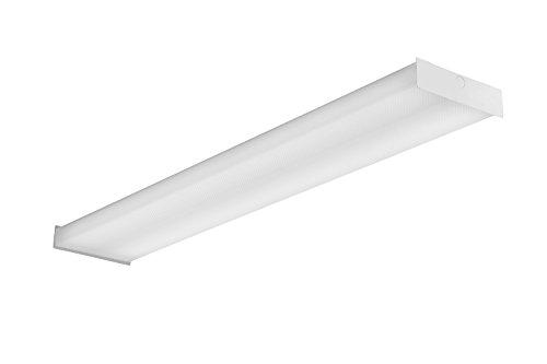 Lithonia Lighting SBL4 LP840 LED Surface Wraparound 4000K 4 White