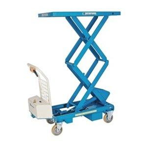 Bishamon Mobilift Electric Scissors Lift Tables - 660-Lb Capacity - 115 - 35 Lift Height