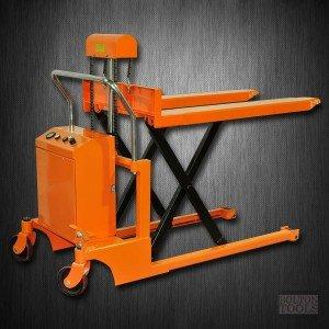 Bolton Tools Hydraulic Hand Electric Scissor Pallet Truck 2200 lb