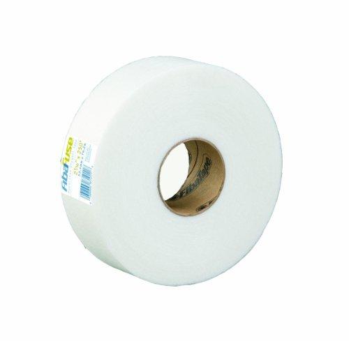 FibaFuse  FDW8234-U 2-116-Inch by 75-Feet Paperless Drywall Tape White