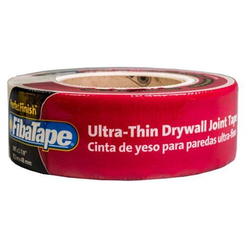 Saint-Gobain ADFORS FDW8191-U Ultra Thin Drywall Tape 2-Inch by 300-Feet White